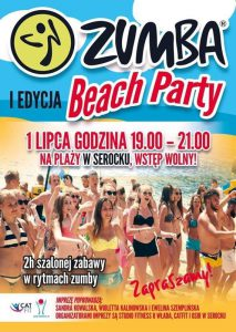 Zumba Beach Party Serock