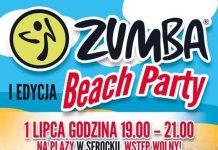 zumba beach party serock