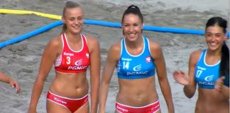handball beach pilka reczna plazowa