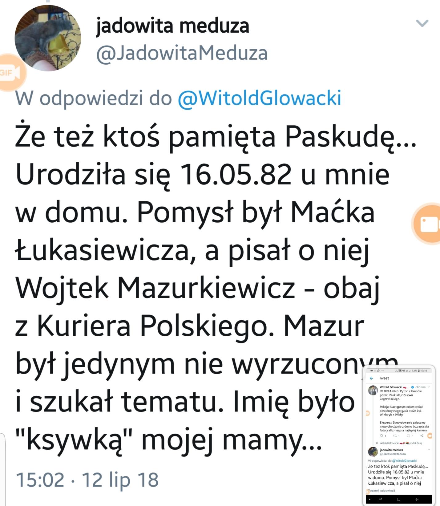 Paskuda zZalewu Zegrzyńskiego